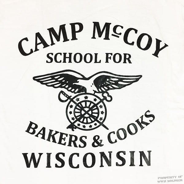 bakers cooks WWII t shirt, reproduction ww2