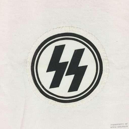 WWII SS tank top ww2 seen emblem