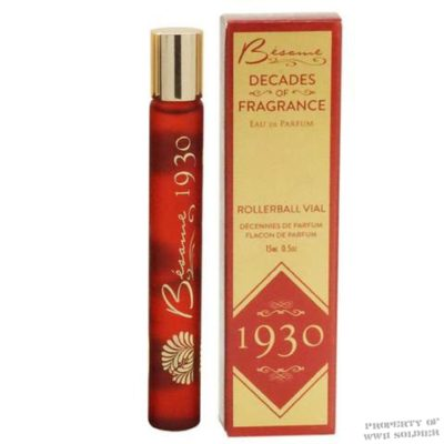 Besame Decades of Fragrance 1930 Cologne Perfume
