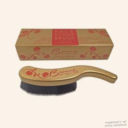Besame Short Hair Contour Brush, WWII WW2 Makeup