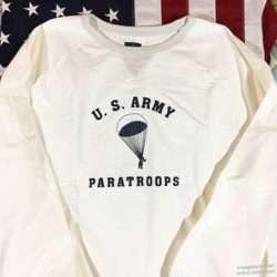 WWII Paratrooper Airborne Sweatshirt