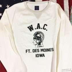 WWII WAC Sweatshirt