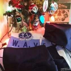 WWII WAVES Gift Set, WW2