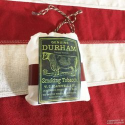 WWI Durham Tobacco, WW1 smoking