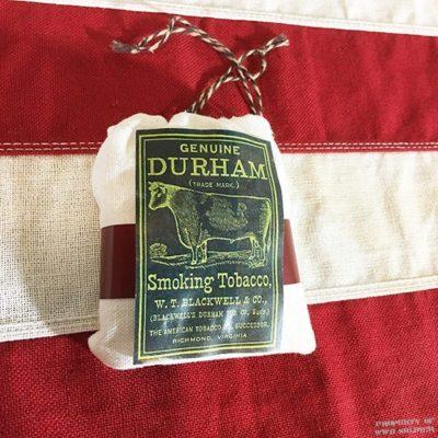 WWI Durham Tobacco, WW1 smoking