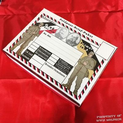 WWI German Feldpost Box