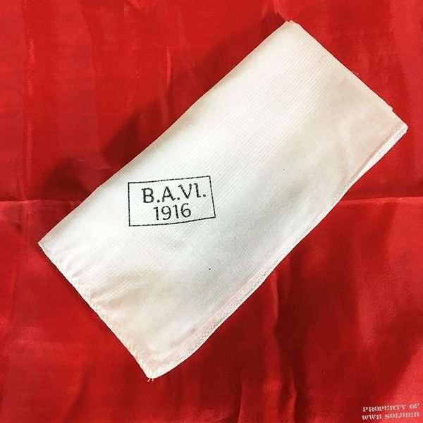 WWI German Handkerchief Reproduction, WW1