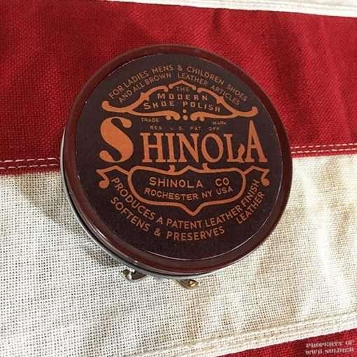 WWI Shinola Shoe Polish