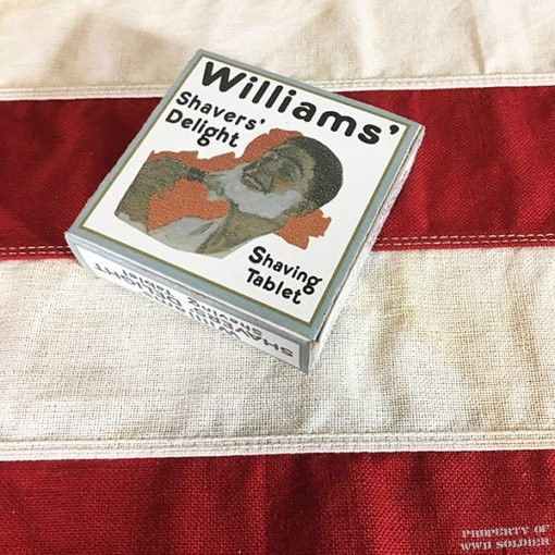 WWI Williams Shaving Soap