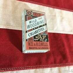 WWI Woodbine Cigarettes, WW1 Reproduction