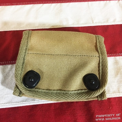 WWII Compass Pouch Reproduction WW2