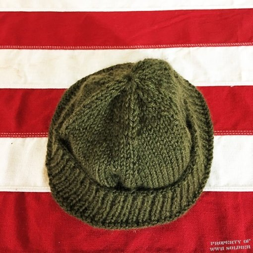 WWII Watch Cap Reproduction WW2