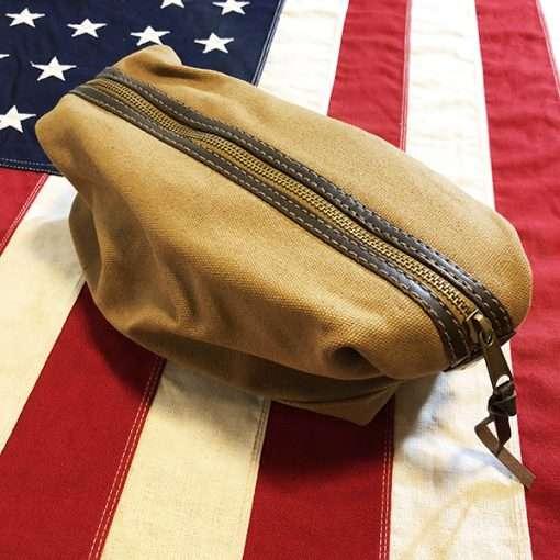 WWII Chuck In Bag, Khaki WW2