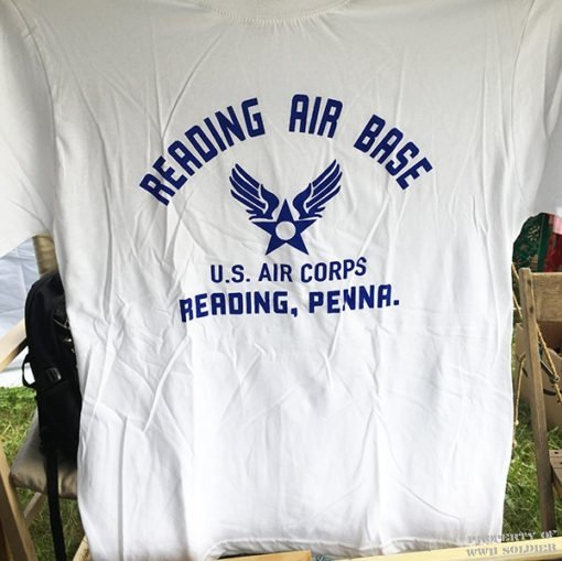 WWII Reading Air Corps T Shirt