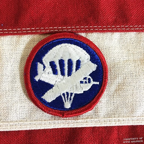 WWII Airborne Patch, WW2