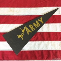 WWII Army Pennant, WW2