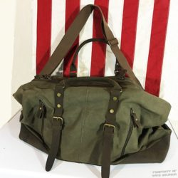 WWII Furlough Bag, WW2