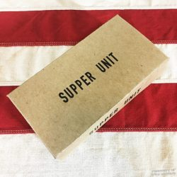 WWII Supper Inner K Ration Box reproduction WW2