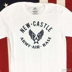 WWII New Castle T Shirt, WW2 Delaware
