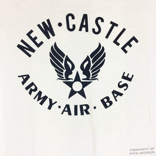 WWII New Castle T Shirt Design