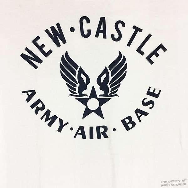 WWII New Castle T Shirt Design