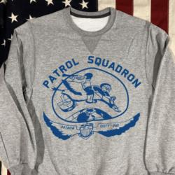 WWII USN Patrol Squadron Sweatshirt WW2