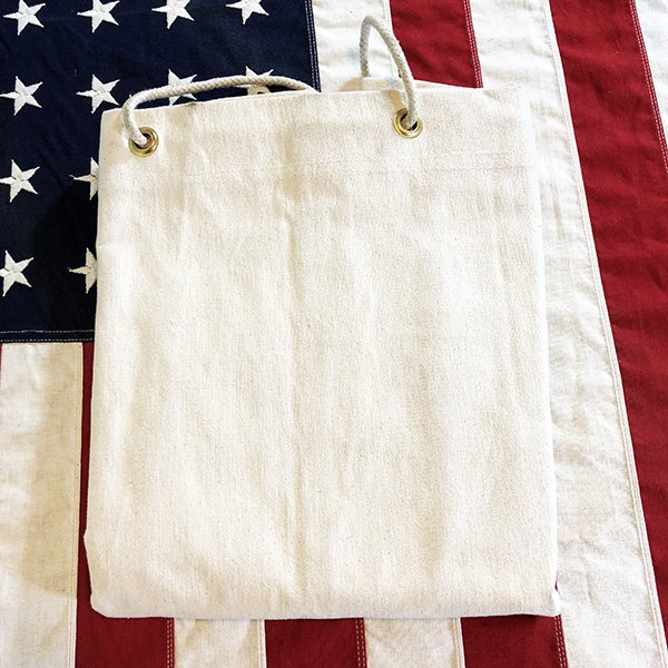 USN Seabag, WWII US Navy Reproduction