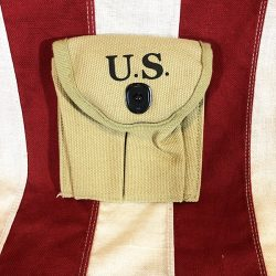 WWII M1 Carbine Ammo Pouch