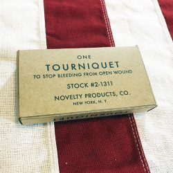 WWII Tourniquet Box WW2