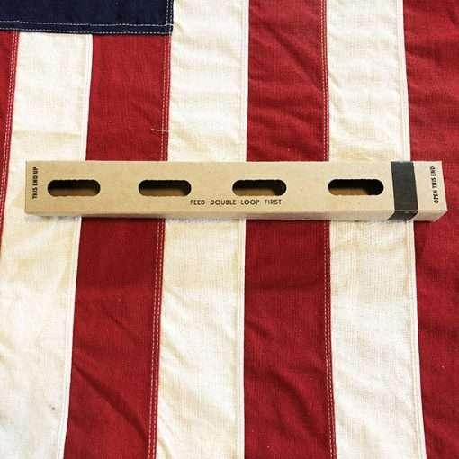 50 Cal 10 Link Belt WWII WW2 US Army