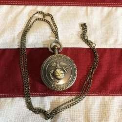 Marine Pocket Watch EGA