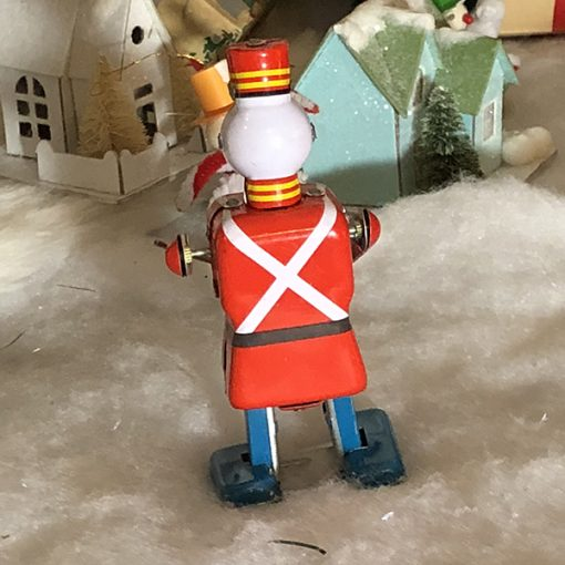 Tin Toy Durmmer Soldier