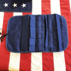 WAVES Cosmetic Bag WWII WW2