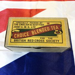 WWII British Choice Tea Box WW2