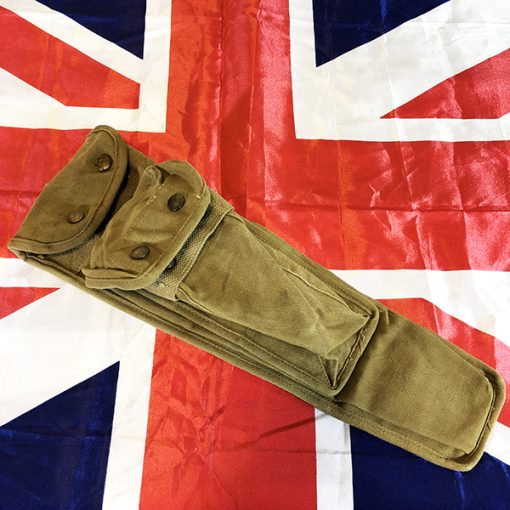 WWII British Signal Corps Bag Surplus