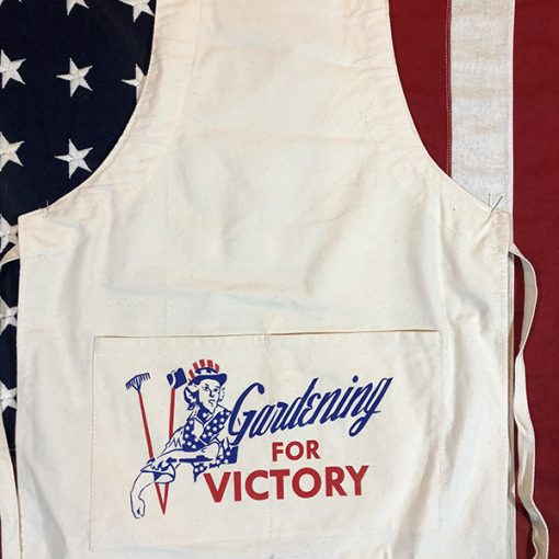 WWII Victory Garden Apron