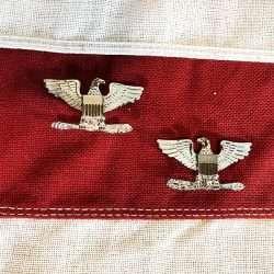 Colonel Insignia WW2 WWII
