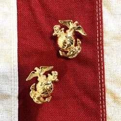 Marine Corps Insignia Eagle Anchor Globe WW2 WWII