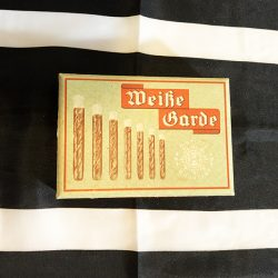 Original WWII German Cigarillos Box WW2 cigar cigarette