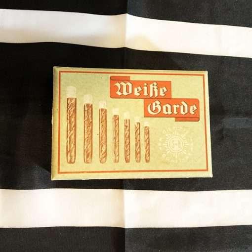 Original WWII German Cigarillos Box WW2 cigar cigarette