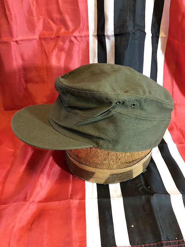 German M40 Tropical Field Cap Wwii Heer Reproduction