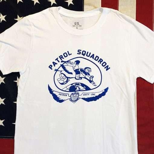 Patrol Squadron WWII T shirt AAF WW2