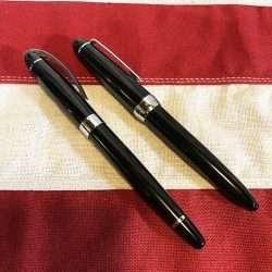 WWI Fountain Pen Style WW1