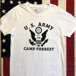 WWII Camp Forrest T Shirt WW2