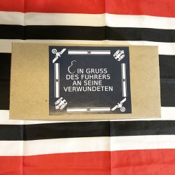 Greeting from the Fuhrer Box WWII WW2