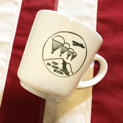WWII Fort William Henry Harrison Mug WW2