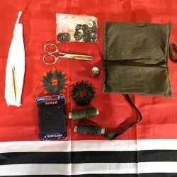German Sewing Kit