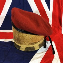 British Army Red Beret, WWII Reproduction WW2