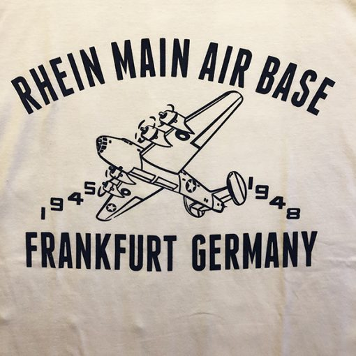 WWII Berlin Airlift T shirt