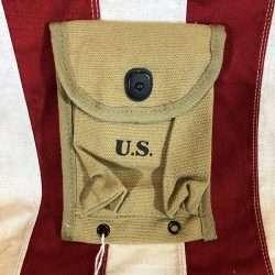 WWII 2 Grenade Pouch WW2